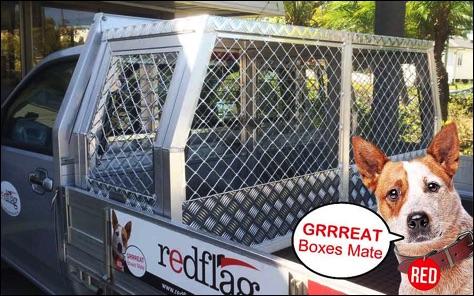 Dog Boxes Aluminium Dog Transporting Boxes